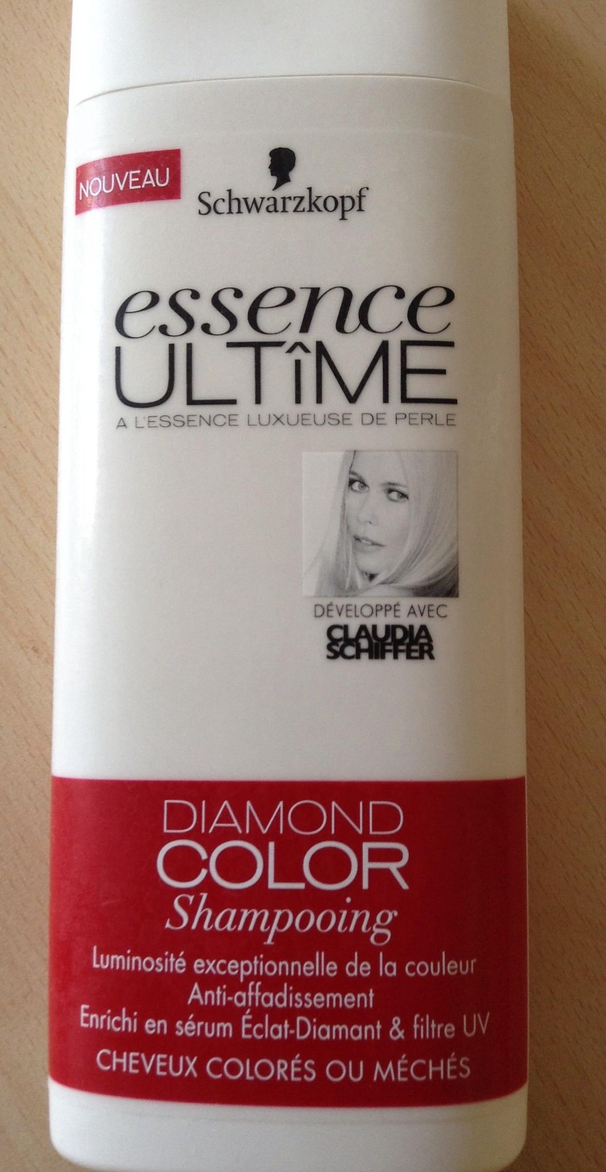 shampooing diamond color cheveux colors ou mchs produit - Shampoing Schwarzkopf Cheveux Colors