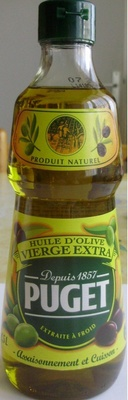Huile d'Olive Vierge Extra - Producto