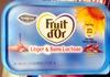 Léger & Sans lactose - Produit