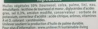 Léger & Sans lactose - Ingrediënten
