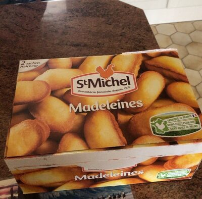 Madeleine - Produit - fr