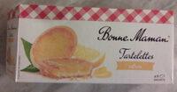 Tartelettes Citron - Prodotto - fr