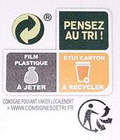 Tartelettes Citron - Istruzioni per il riciclaggio e/o informazioni sull'imballaggio - fr