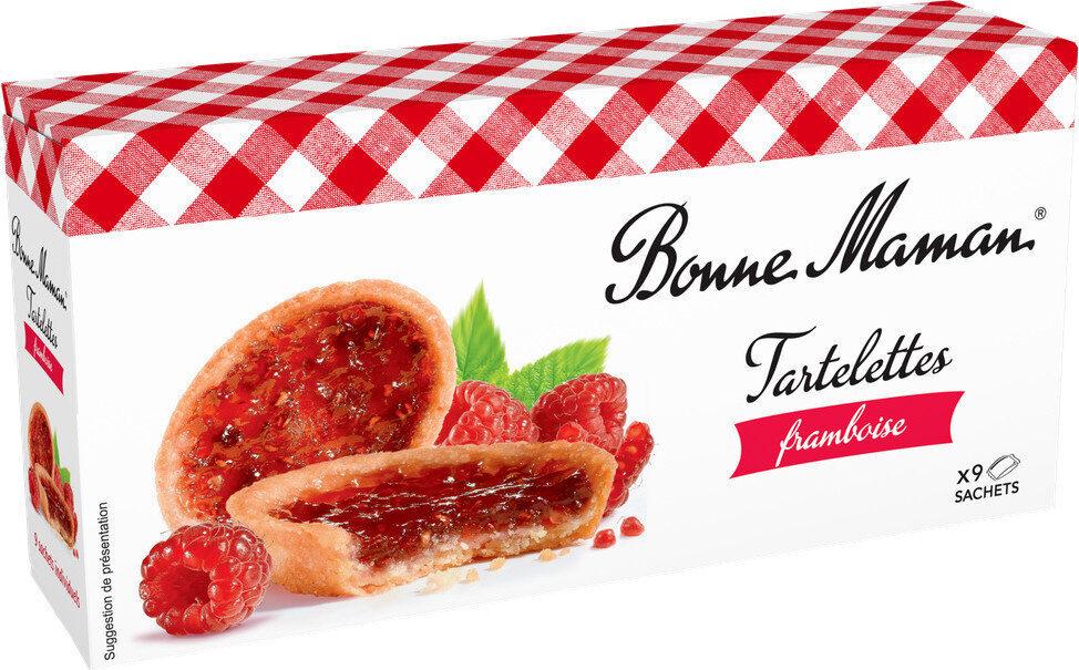 Tartelettes framboise - Prodotto - fr