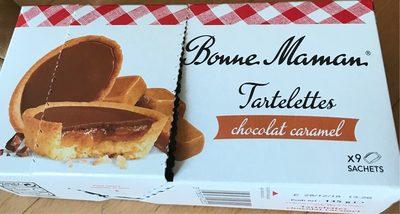 Tartelettes Chocolat Caramel - Product