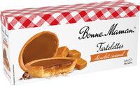 Tartelettes choco caramel - Produit - fr