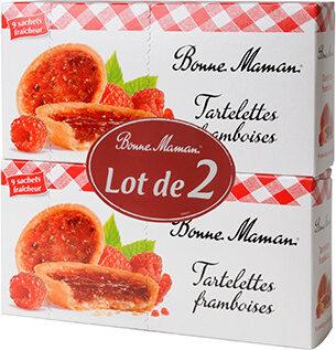 Tartelettes A la framboise - Prodotto - fr