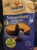 Savaroises au chocolat - Product