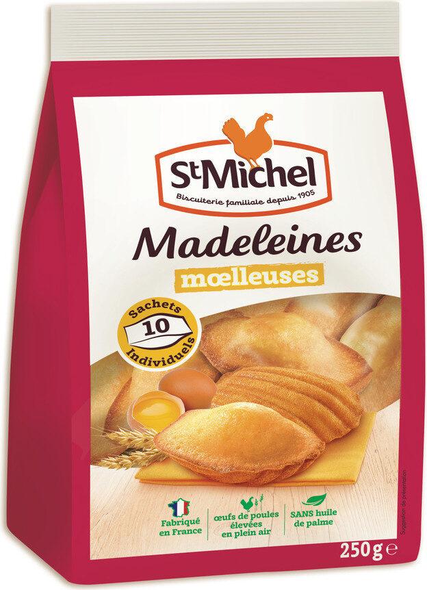 Madeleine ind. 250g St Michel - Produit - fr