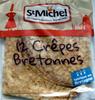 12 crêpes bretonnes - Produit
