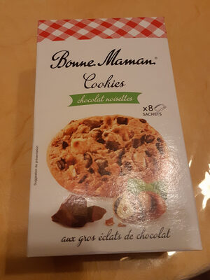 Bonne maman cookies - Product - fr