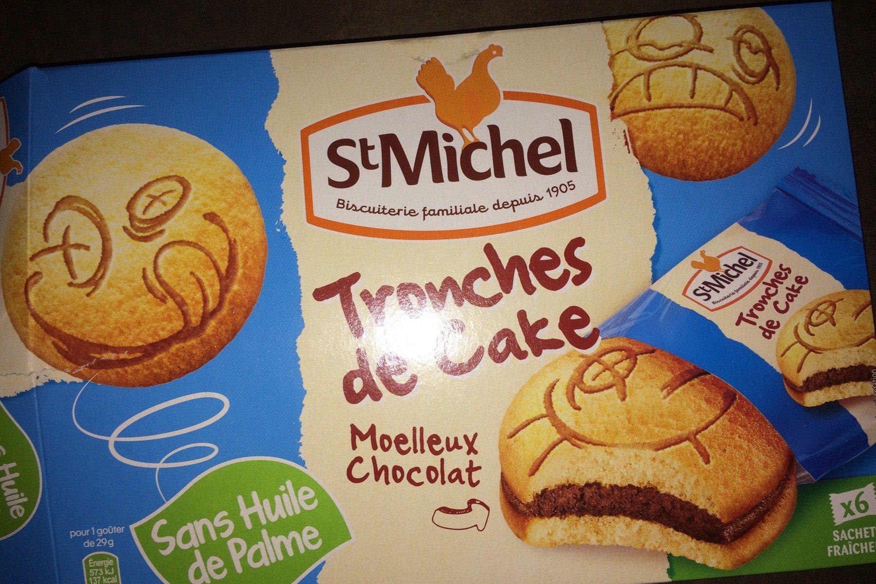 Tronches de Cake - Product