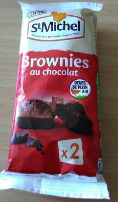 Brownies au chocolat - Product - fr
