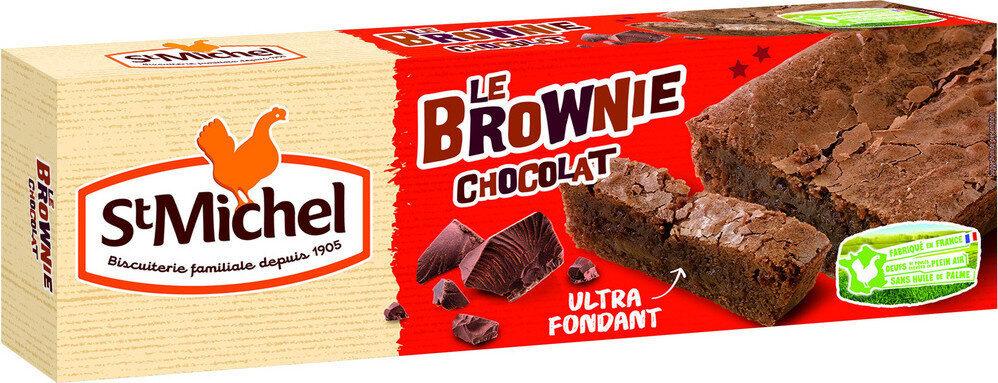 BROWNIE CHOCOLAT - Produit - fr