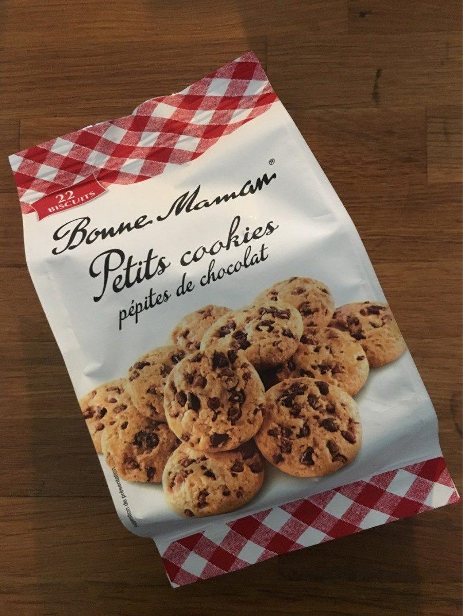 Petits cookies (pépites de chocolat) - Produit