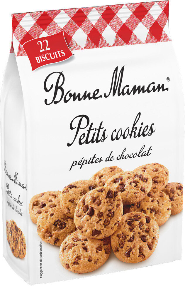 Cookies pepites chocolat - Product - fr