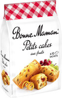 PETIT CAKE FRUITS BM - Product - fr