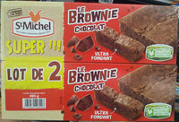 Brownie au chocolat - Produit - fr