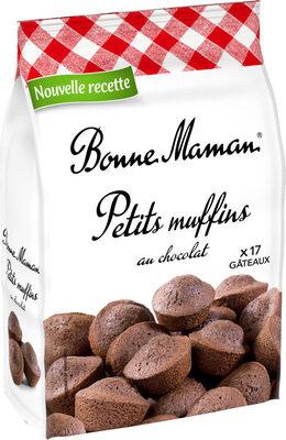 Petits muffins chocolat 235g Bonne Maman - Prodotto - fr