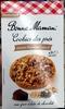 Cookies des prés Sésame Tournesol Pavot aux gros éclats de chocolat - Produit