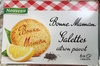 Galettes citron pavot - Produit