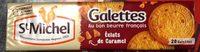 Galettes Tout au Beurre Éclats de Caramel - Produit - fr