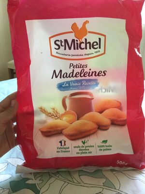 Petites madeleines - Producto - fr