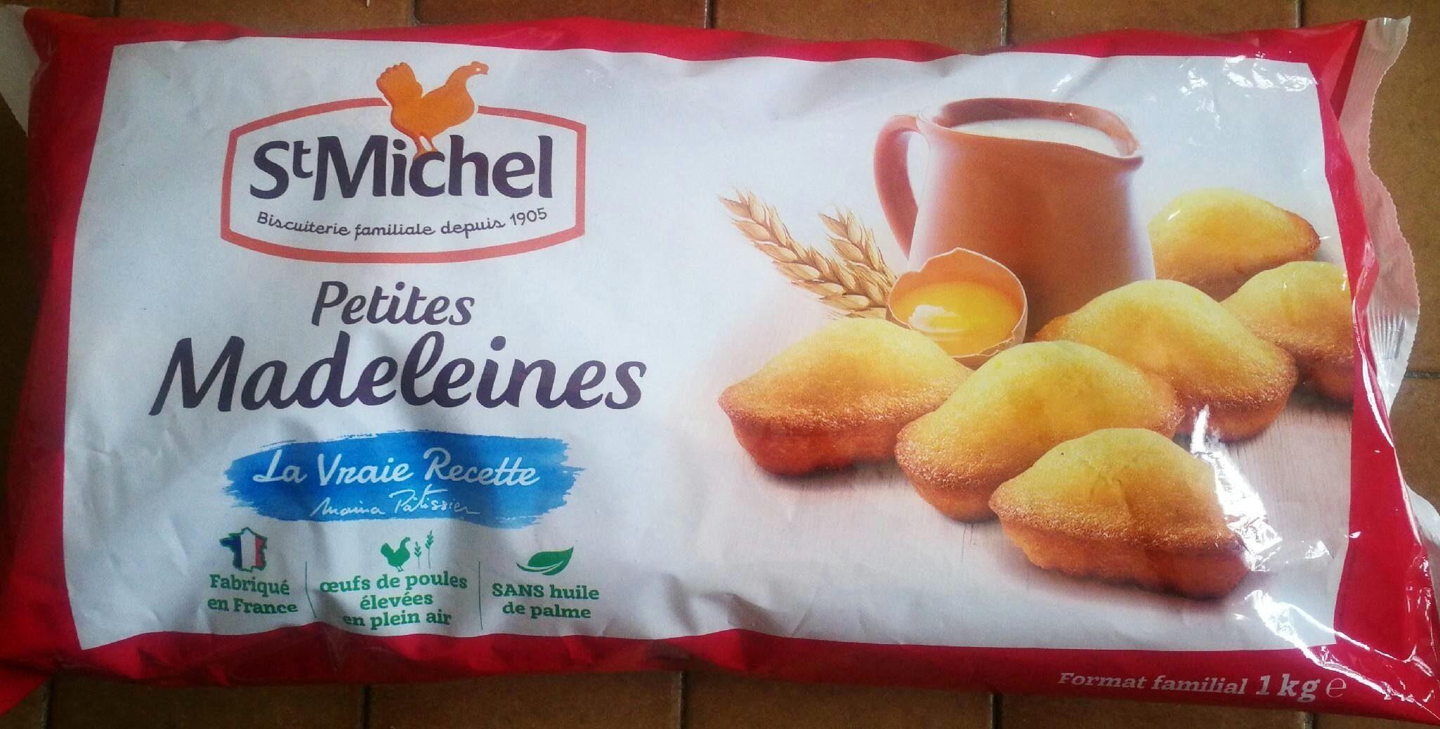 Petites Madeleines - Prodotto - fr