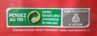 Petites Madeleines - Istruzioni per il riciclaggio e/o informazioni sull'imballaggio - fr