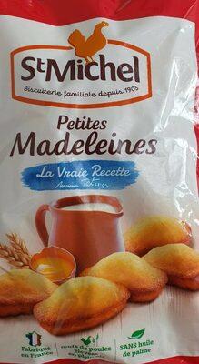 Petite Madeleines - Produit - fr
