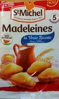 Madeleines Nature - Produit - fr