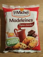 Petites Madeleine pépites chocolat - Product - fr