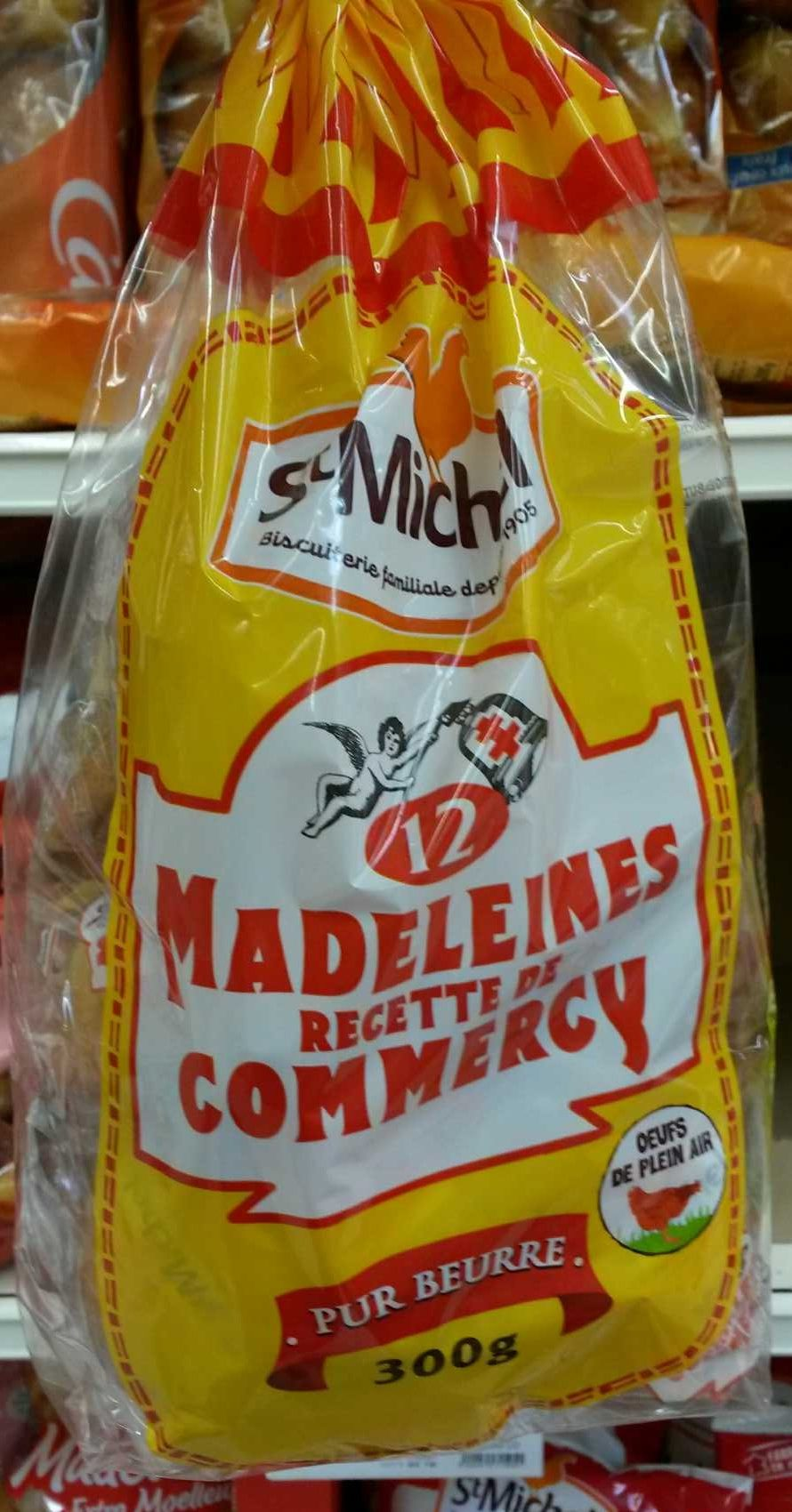 Madeleines recette de Commercy - Product - fr