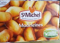 Madeleines - Produit - fr