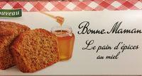 Le Pain d Épices au Miel - Produit