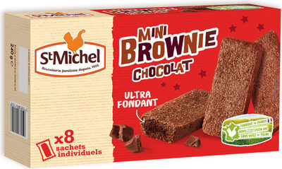 BROWNIE CHOCOLAT INDIV - Produit - fr