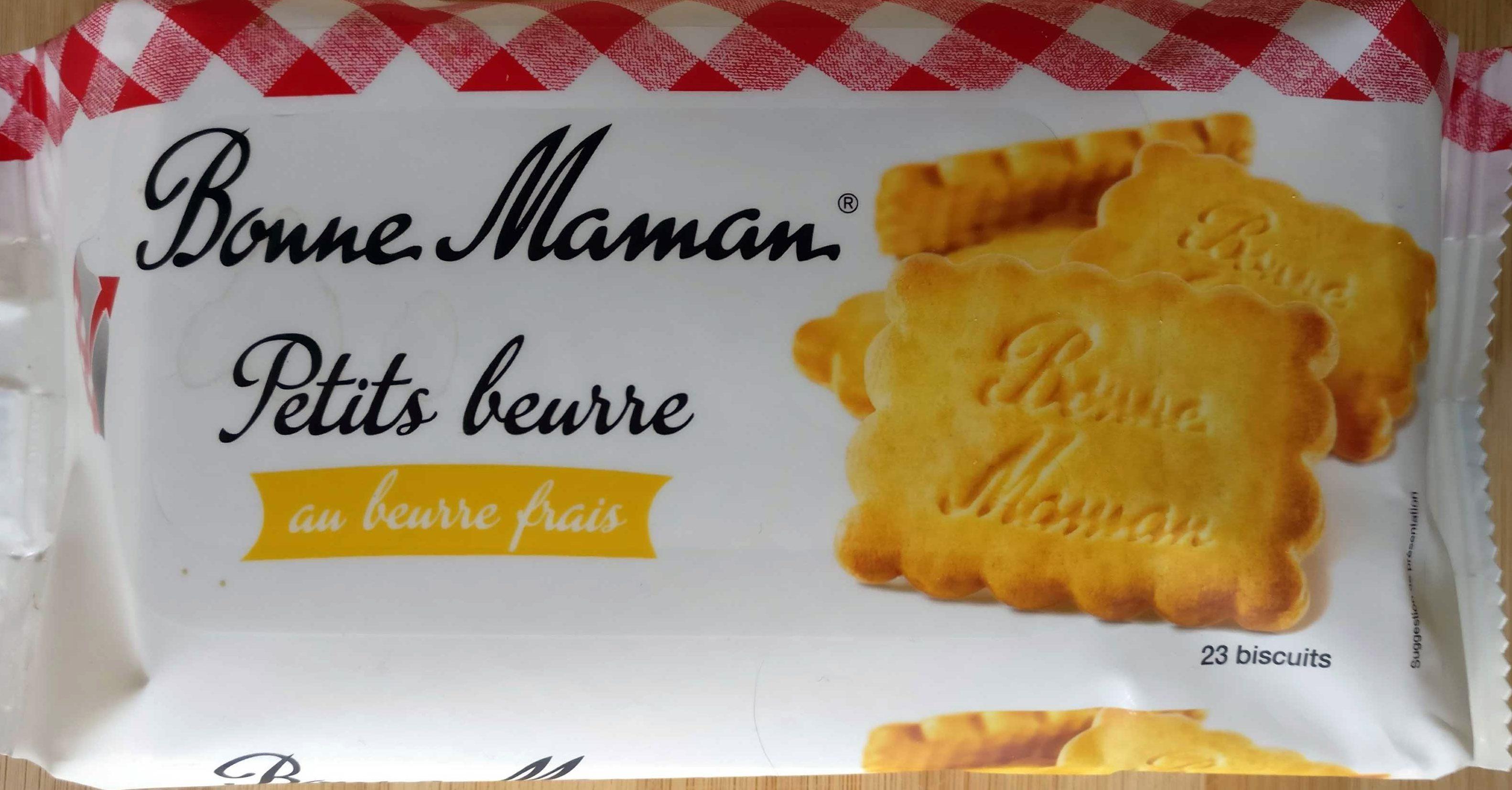 Petits beurre - Prodotto - fr