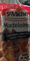 Madeleines Longues - Produit - fr