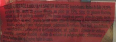 Madeleines Longues - Ingrediënten - fr