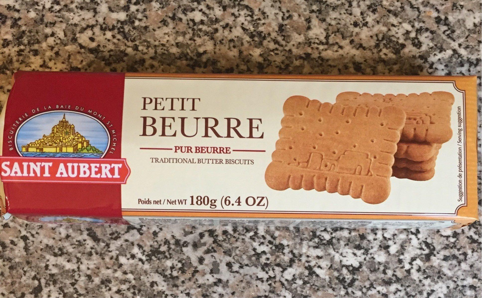 Petit beurre - Produit