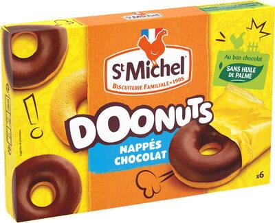 DOONUTS NAPPE CHOCOLAT - Product - fr