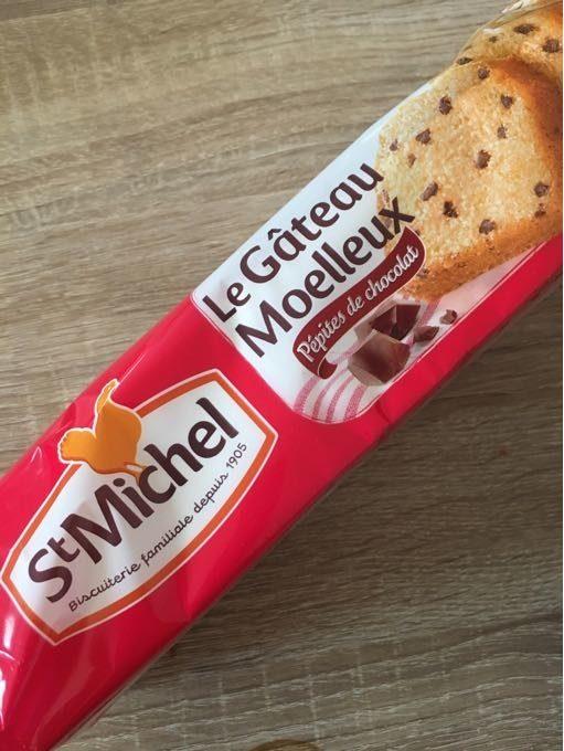 Gâteau Moelleux Pépites de Chocolat - Product