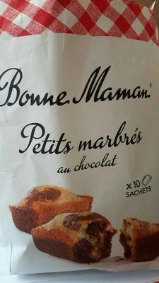 Petits marbrés au chocolat - Product - fr