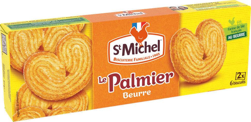 PALMIER AU BEURRE - Product - fr