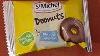 Doonuts Nappé Chocolat - Produit - fr