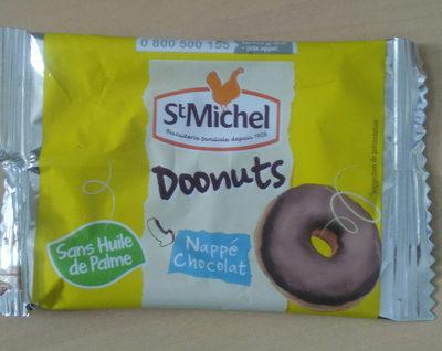 Doonuts Nappé Chocolat - Product - fr
