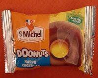 Doonuts Nappé Chocolat France - Prodotto - fr