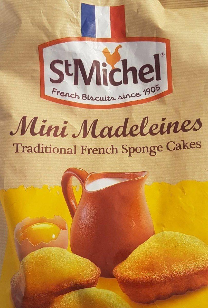 Mini Madeleines - Produit - fr