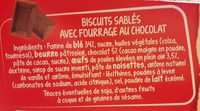 CROUSTY BUNS - Ingredients - fr