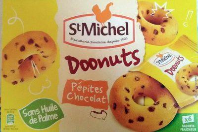 Doonuts aux pépites de chocolat - Product